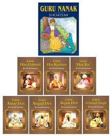 Sterling Spiritual Sikhism Book Set Of 8 - English