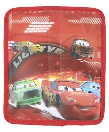 Pixar Car Print Pencil Pouch - Red