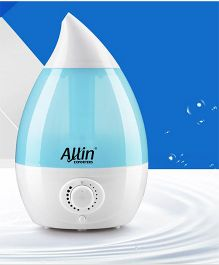 Allin Exporters Ultrasonic Humidifier - Sky Blue
