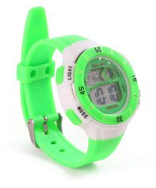 Digital Wrist Watch - Green