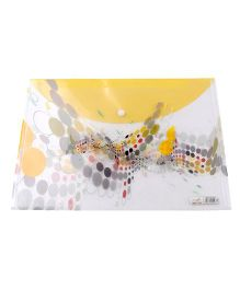 Folder Envelope Pouch - Yellow