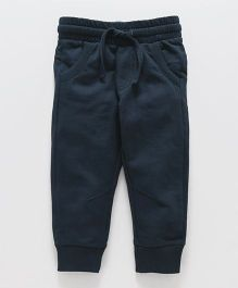 Fox Baby Full Length Lounge Pant With Drawstring - Dark Navy