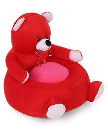 Lovely Teddy Bear Shaped Sofa - Red Pink
