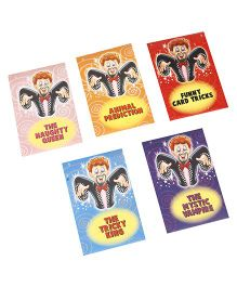 Imagician Playthings Funsters Tricky Cards (Assorted Colours)