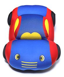 Baby Oodles 3D Car Shaped Cushion - Blue