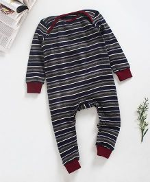 Kadam Baby Striped Bodysuit - Navy