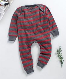 Kadam Baby Striped Body Suit - Red