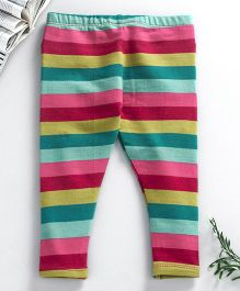 Kadambaby Multi stripe legging - Multicolor