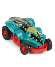 Playmate Pull Back Car Toy - Green