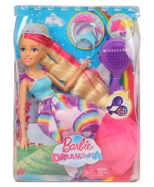 Barbie Dreamtopia Doll With Multi Accessories Multi Colour - 43 cm