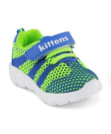 Kittens Shoes Sneakers - Blue