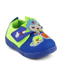 Kittens Shoes Boys Sneakers - Blue