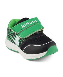 Kittens Shoes Boys Sports Shoes - Green