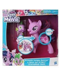 My Little Pony Friendship Duet With Spike - Pink