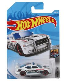 Hot Wheels Dodge Charger Drift Car Model (Assorted Colours & Design)