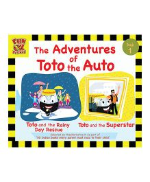 Adventures of Toto the Auto Story Book 1 by Ruta Vyas & Preeti Vyas - English