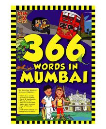 366 Words in Mumbai General Knowledge & Activity Book by Mirabelle Da'cunha - English