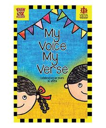 My Voice My Verse 30 Poems - English