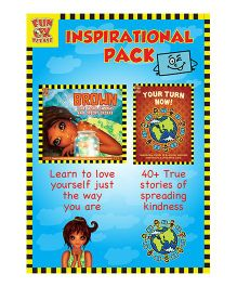 Inspirational Books Pack of 2 - English