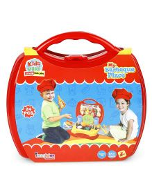 Imagician Playthings My Barbeque Place Red - 24 Pieces