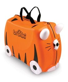 Trunki Ride On Suitcase Tipu - Orange