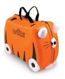 Trunki Ride On Suitcase Tipu - Orange