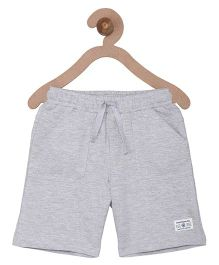 Campana Boys Pull-On Shorts - Grey
