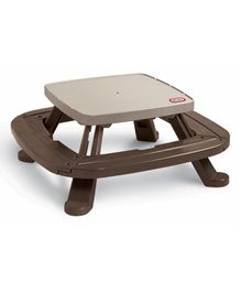 Little Tikes Fold n Store Picnic Table