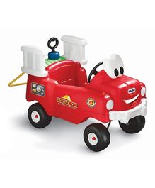 Little Tikes - Spray Rescue Fire Truck