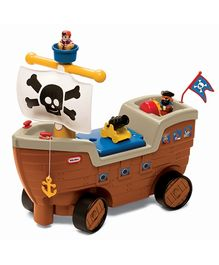 Little Tikes - Play n Scoot Pirate Ship