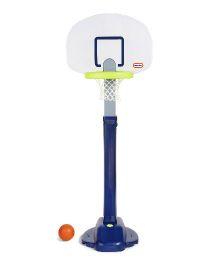 Little Tikes - Adjust N Jam Basketball Set