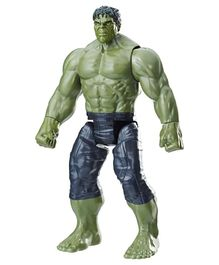 Marvel Hulk Action Figure Green - 29 cm