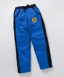 JusCubs Boys Track Pants - Royal Blue