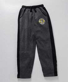 JusCubs Boys Track Pants - Charcoal Grey