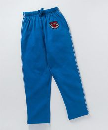 JusCubs Boys Fashion Track Pants  - Royal Blue