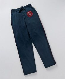 JusCubs Boys Fashion Track Pants  - Navy