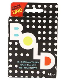 Mattel Bold Card Game - Multi Color