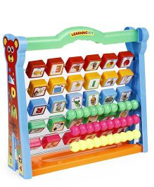 Speedage Learning Abacus - Multicolour