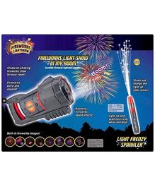 Uncle Milton Fireworks Light Shows