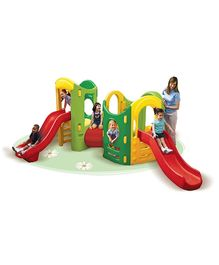 Little Tikes 8 IN 1 Adjustable Playground