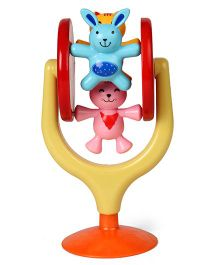 Funworld Merry Go Round Spinning Toy - Multicolour