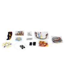 Lil Star Fashion Craft 6 In 1 Kit - Multicolour