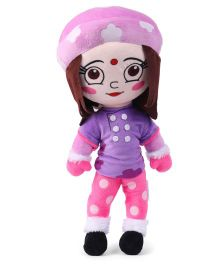 Chutki Rag Doll Pink - Height 40 cm