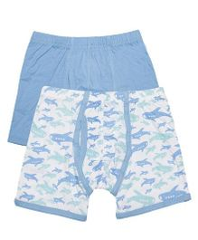 Claesens Holland Boxers Pack Of 2 - Blue