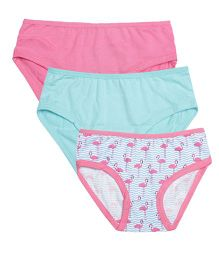 Claesens Holland Panty Pack Of 3 - Pink