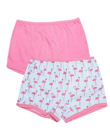 Claesens Holland Bloomers Pack Of 2 - Pink