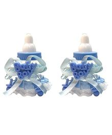 Funcart Fillable Baby Shower Party Favours Pack of 2 - Blue