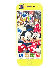 Funcart Mickey Mouse & Friends Pencil Box - Yellow
