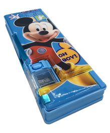 Funcart Mickey Mouse Magnetic Pencil Box - Blue