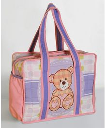 Swayam - Digitally Teddy Printed Baby Bag